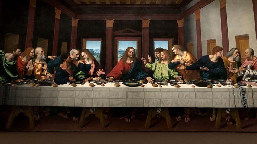 Leonardo Da Vinci và cuộc trưng bày thế kỷ -7