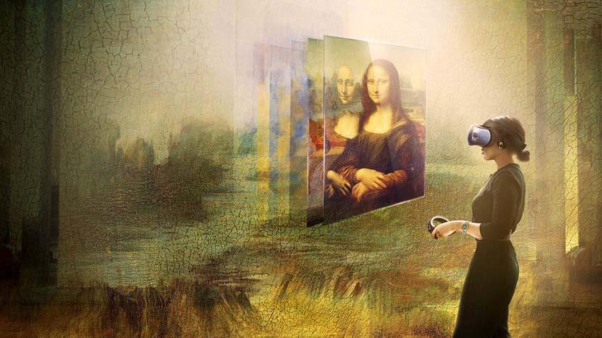 Leonardo Da Vinci và cuộc trưng bày thế kỷ -8