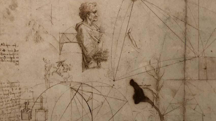 Leonardo Da Vinci và cuộc trưng bày thế kỷ -9
