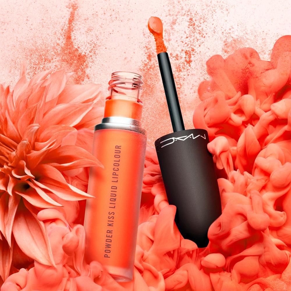 Mỹ phẩm M∙A∙C ra mắt BST Powder Kiss Liquid Lip Colour - 02
