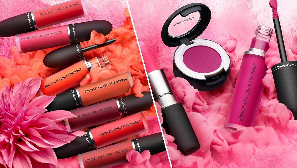 Mỹ phẩm M∙A∙C ra mắt BST Powder Kiss Liquid Lip Colour - 01