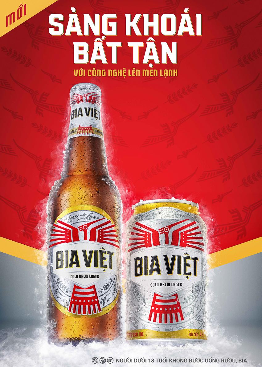 Ra mắt nhãn hiệu Bia Việt tôn vinh giá trị Việt - 1