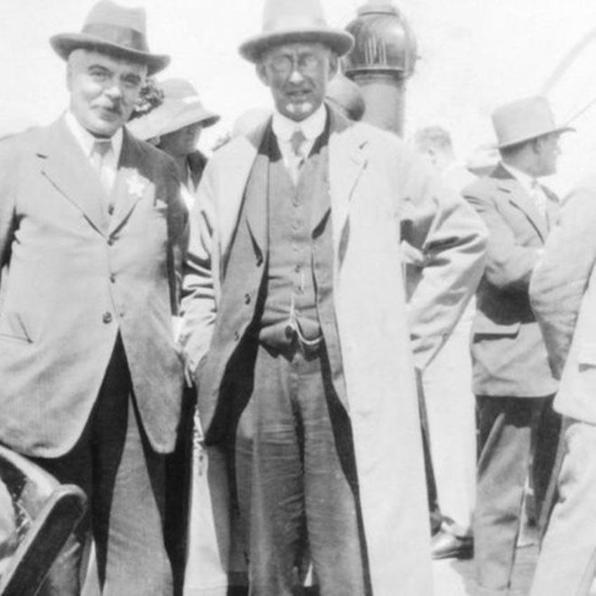Người chứng minh thuyết tương đối và giúp Albert Einstein sớm nổi tiếng -4
