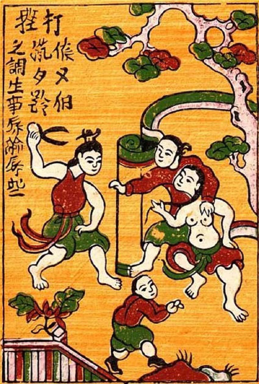 Nguyễn Trương Quý: Hình dung một chiếc thắt lưng xanh... -3