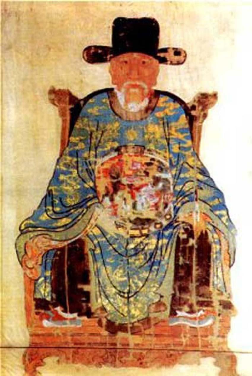 Nguyễn Trương Quý: Hình dung một chiếc thắt lưng xanh... -6