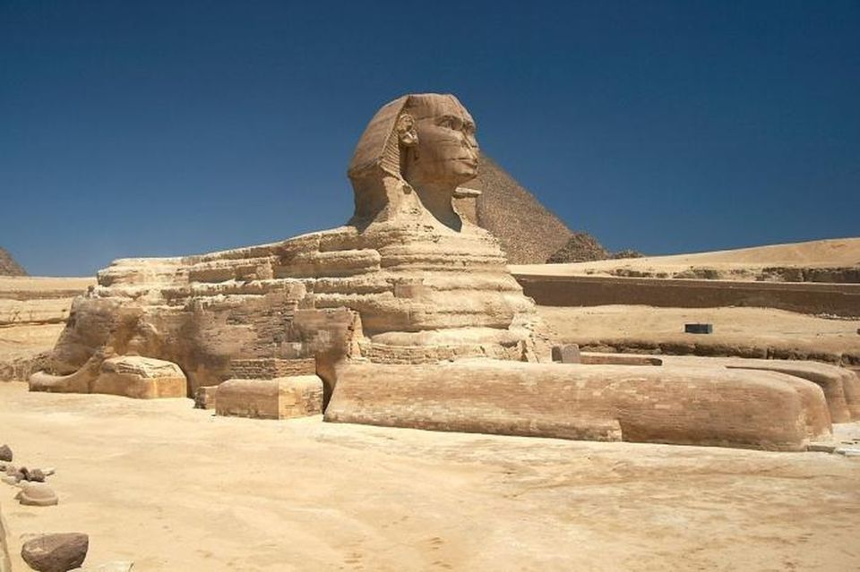 The Great Sphinx công trình cổ đại đang thách thức khoa học hiện đại