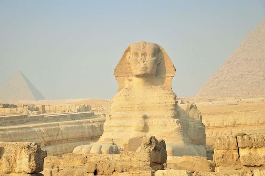 Những bí ẩn của tượng Nhân sư Ai Cập -6