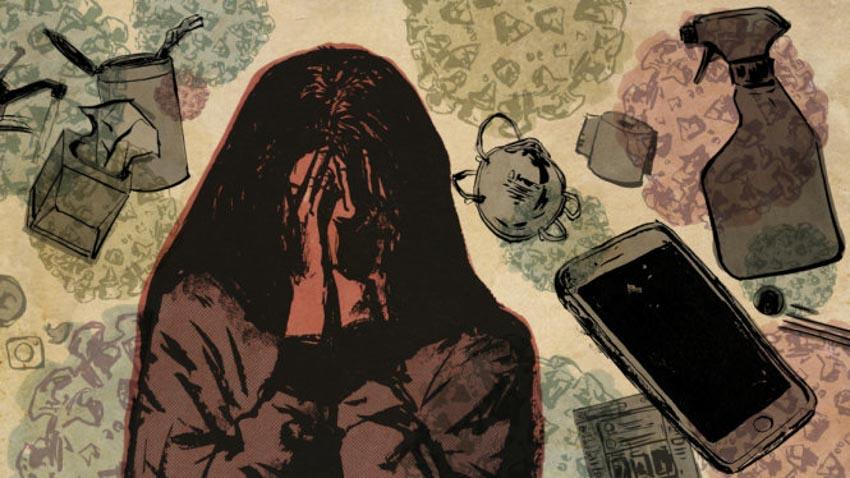 Những chấn thương tâm lý thời dịch bệnh -2