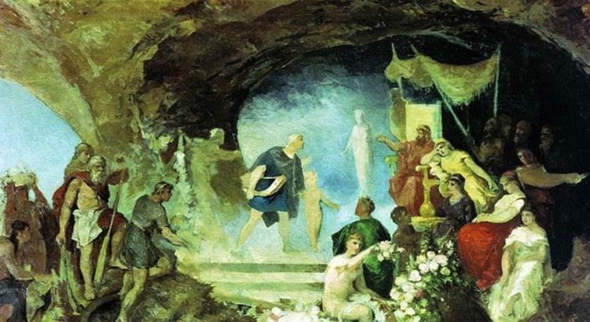 Những điều bạn chưa biết về thần thoại Hy Lạp -1