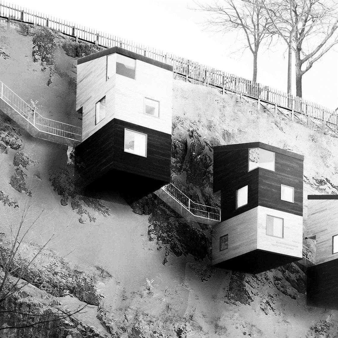 Những ngôi nhà không dám nhìn xuống -14