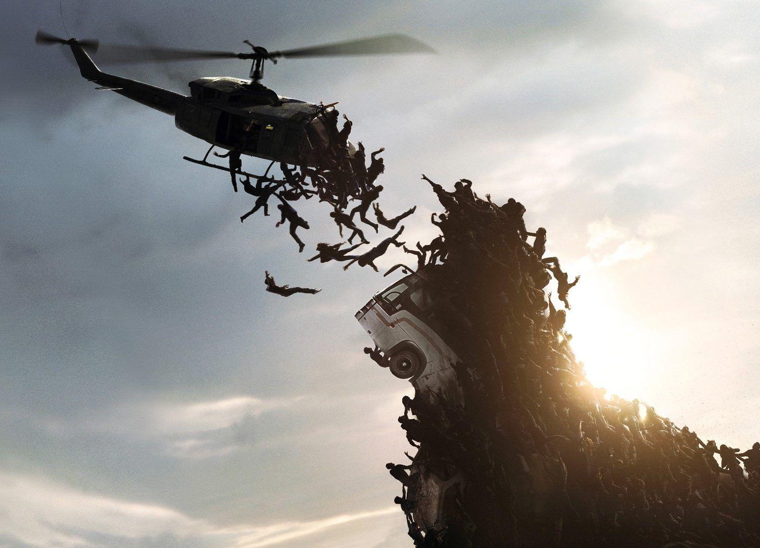 Bộ phim World War Z tuy không được đánh giá cao về kỹ xảo nhưng đạt doanh thu thương mại rất cao