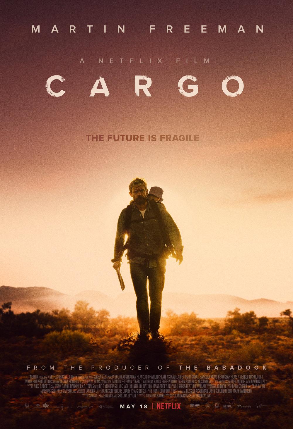 Cargo mang nặng yếu tố tâm lý hơn là kinh dị