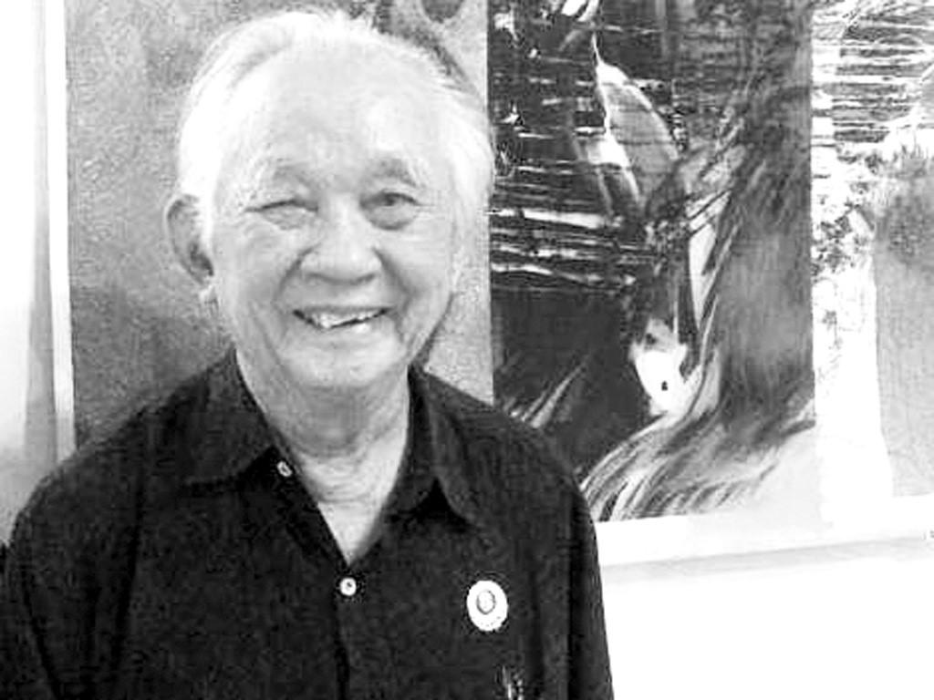 Họa sĩ Huỳnh Phương Đông - người viết sử bằng sắc màu - 01