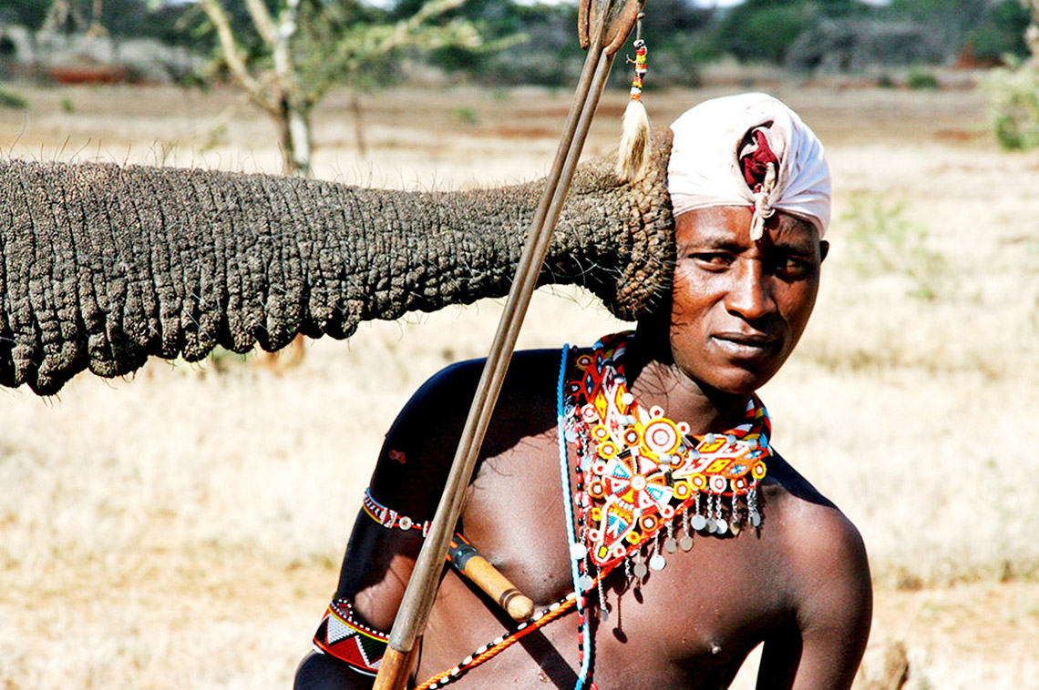 Rực rỡ vòng hạt Maasai -6