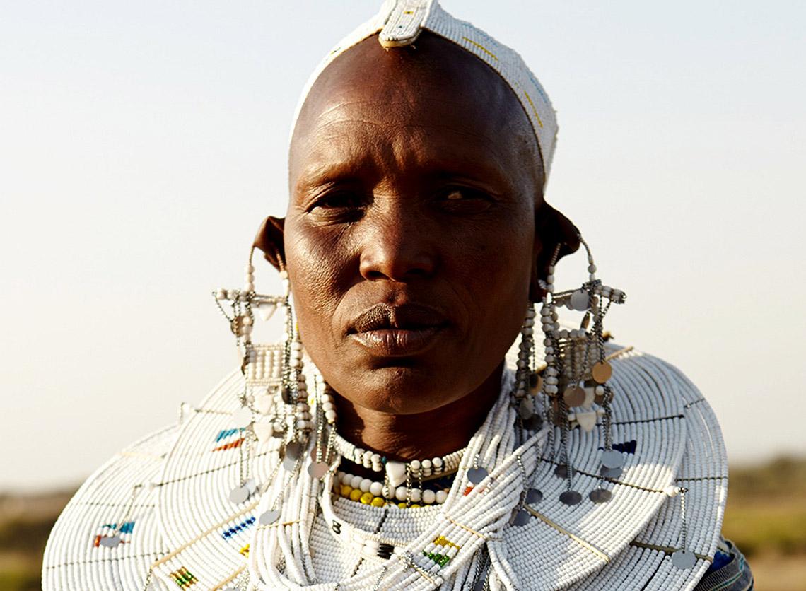 Rực rỡ vòng hạt Maasai -8