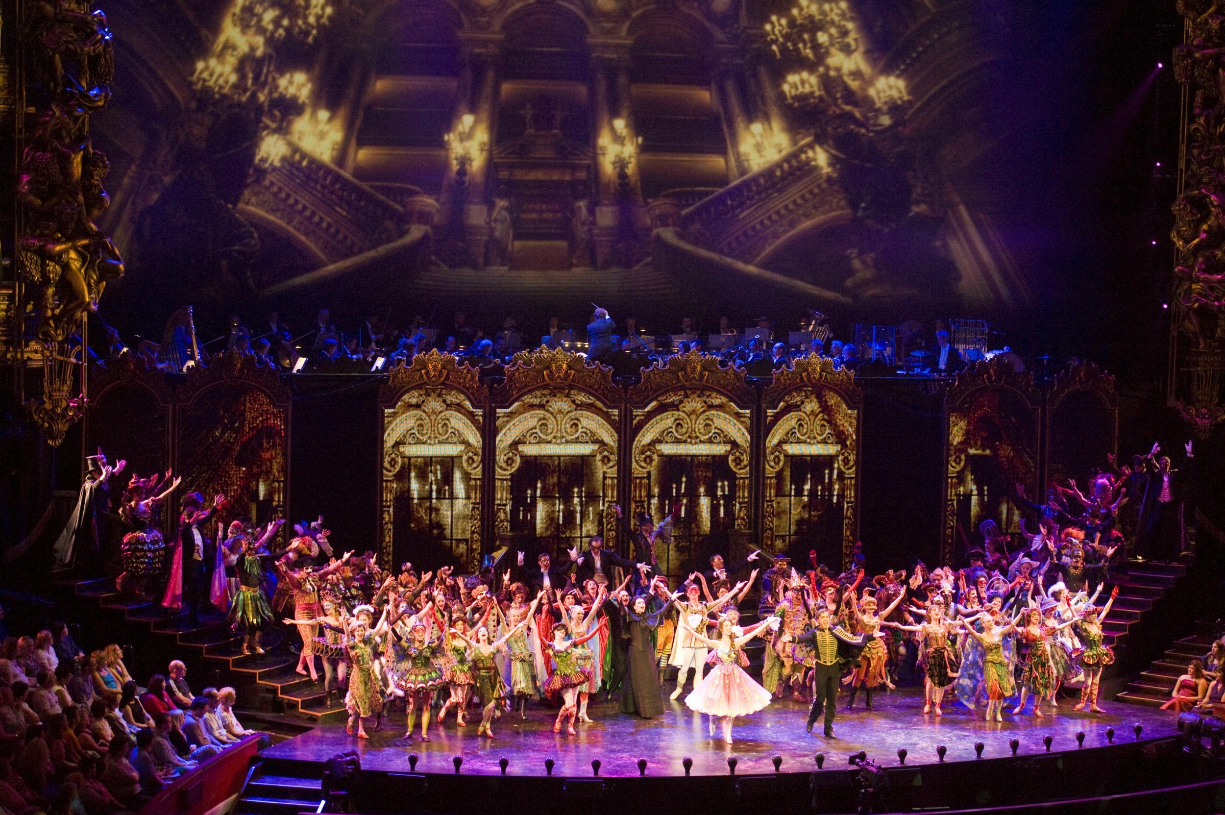 Vở nhạc kịch The Phantom of the Opera phát sóng miễn phí trên kênh Youtube - 2