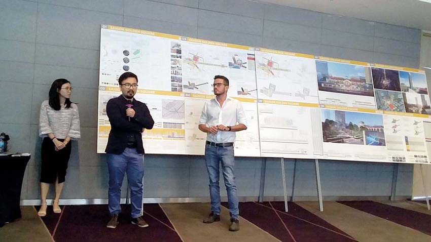 Thi ý tưởng thiết kế khu vực chợ Bến Thành và đại lộ Lê Lợi: Đâu rồi những hạt ngọc di sản -2