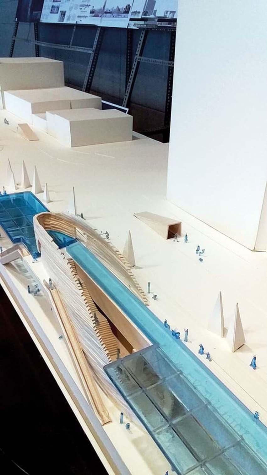Thi ý tưởng thiết kế khu vực chợ Bến Thành và đại lộ Lê Lợi: Đâu rồi những hạt ngọc di sản -3