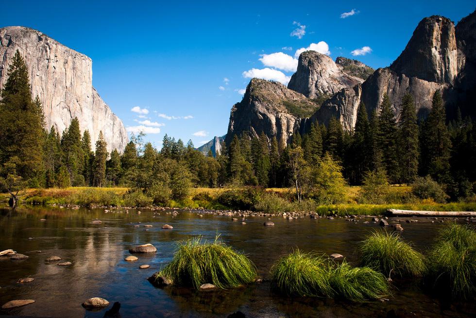vườn quốc gia Yosemite - Top 10 tour du lịch ảo mùa dịch COVID-19 - 03
