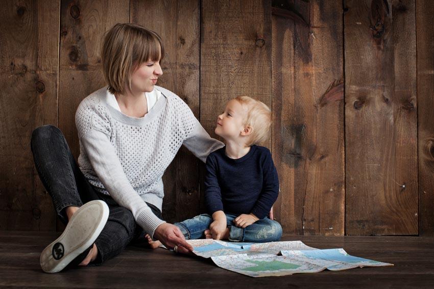 Vì sao dành thời gian chất lượng cho con cái quan trọng hơn là vài giờ? -2