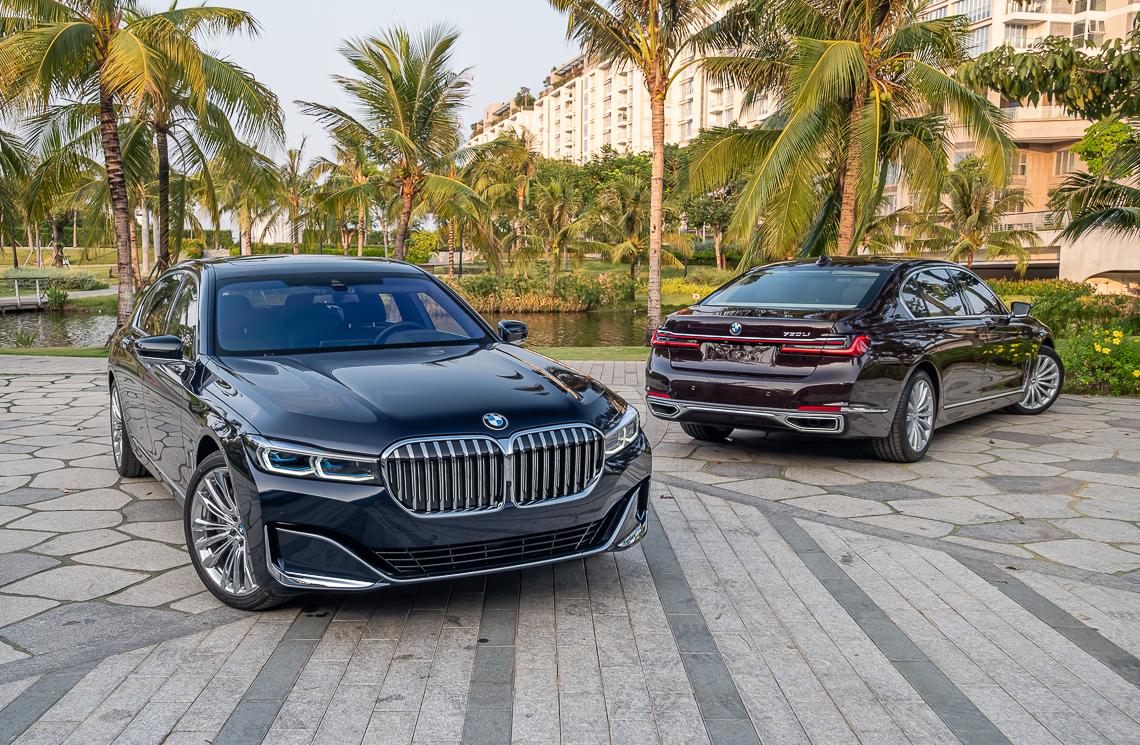 Chiếc sedan đầu bảng BMW Series 7 mới đã có mặt tại Việt Nam - 19