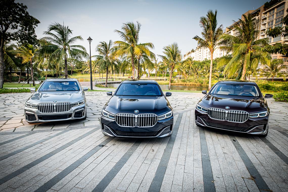 Chiếc sedan đầu bảng BMW Series 7 mới đã có mặt tại Việt Nam - 2