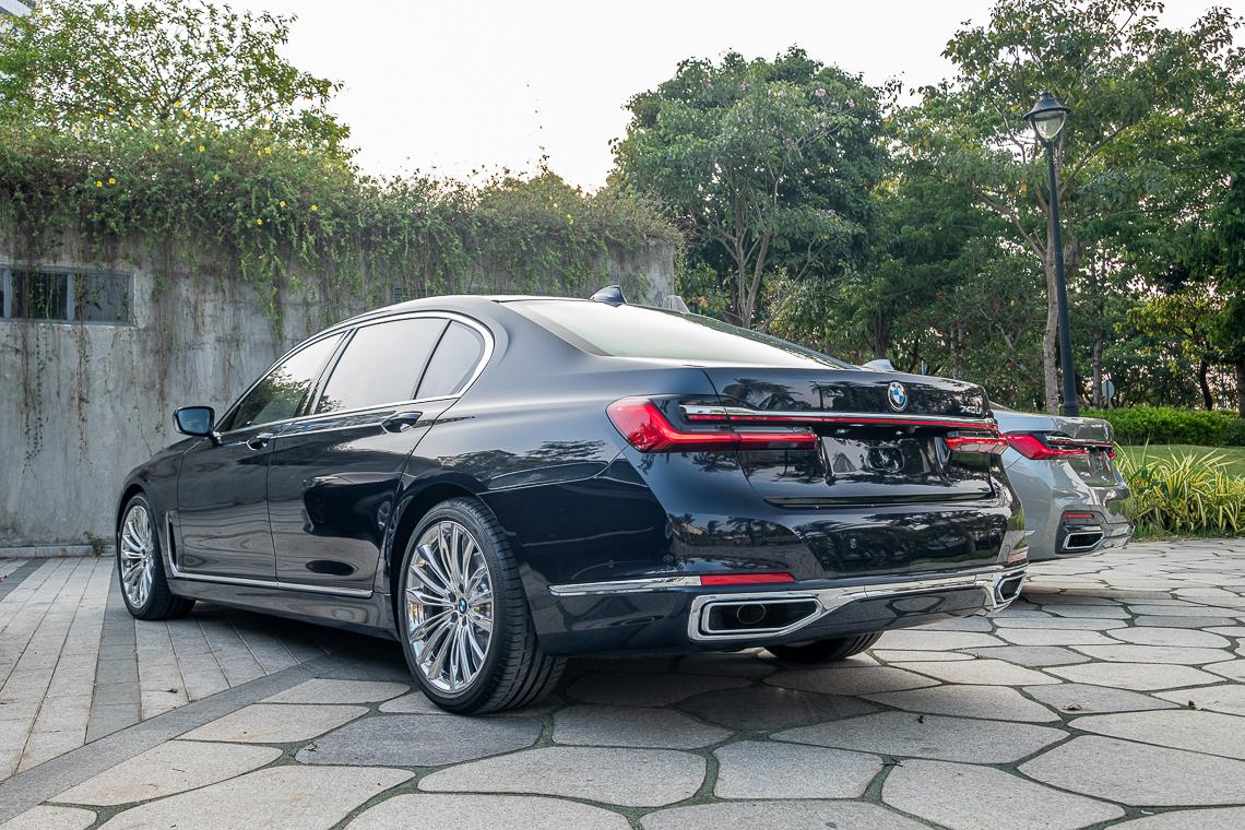 Chiếc sedan đầu bảng BMW Series 7 mới đã có mặt tại Việt Nam - 20