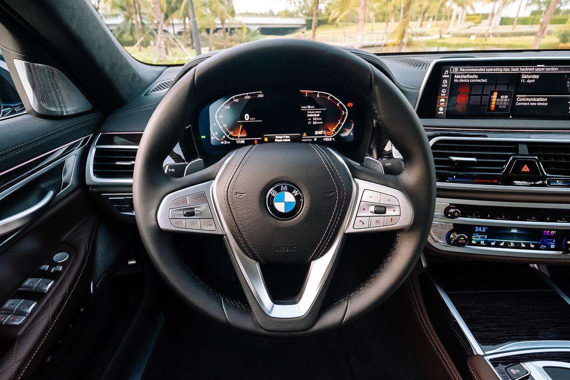 Chiếc sedan đầu bảng BMW Series 7 mới đã có mặt tại Việt Nam - 34