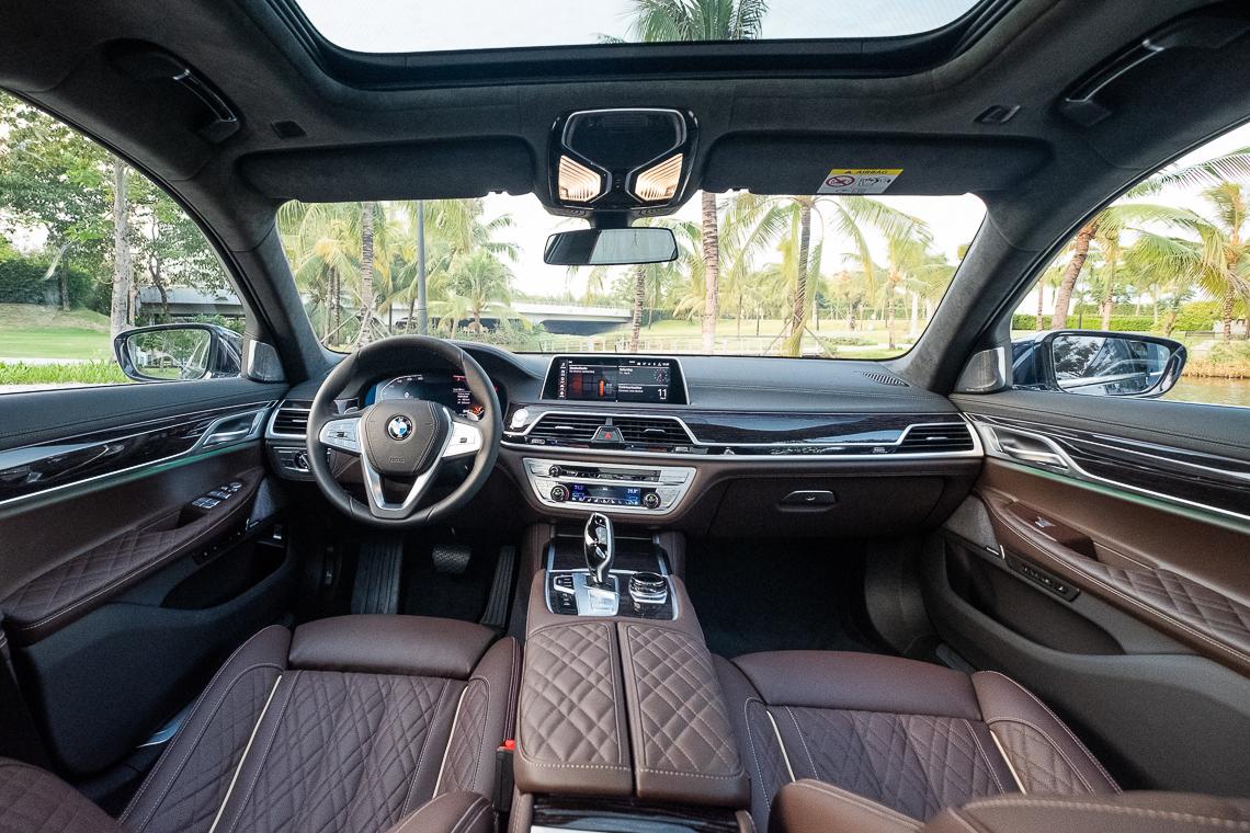 Chiếc sedan đầu bảng BMW Series 7 mới đã có mặt tại Việt Nam - 41
