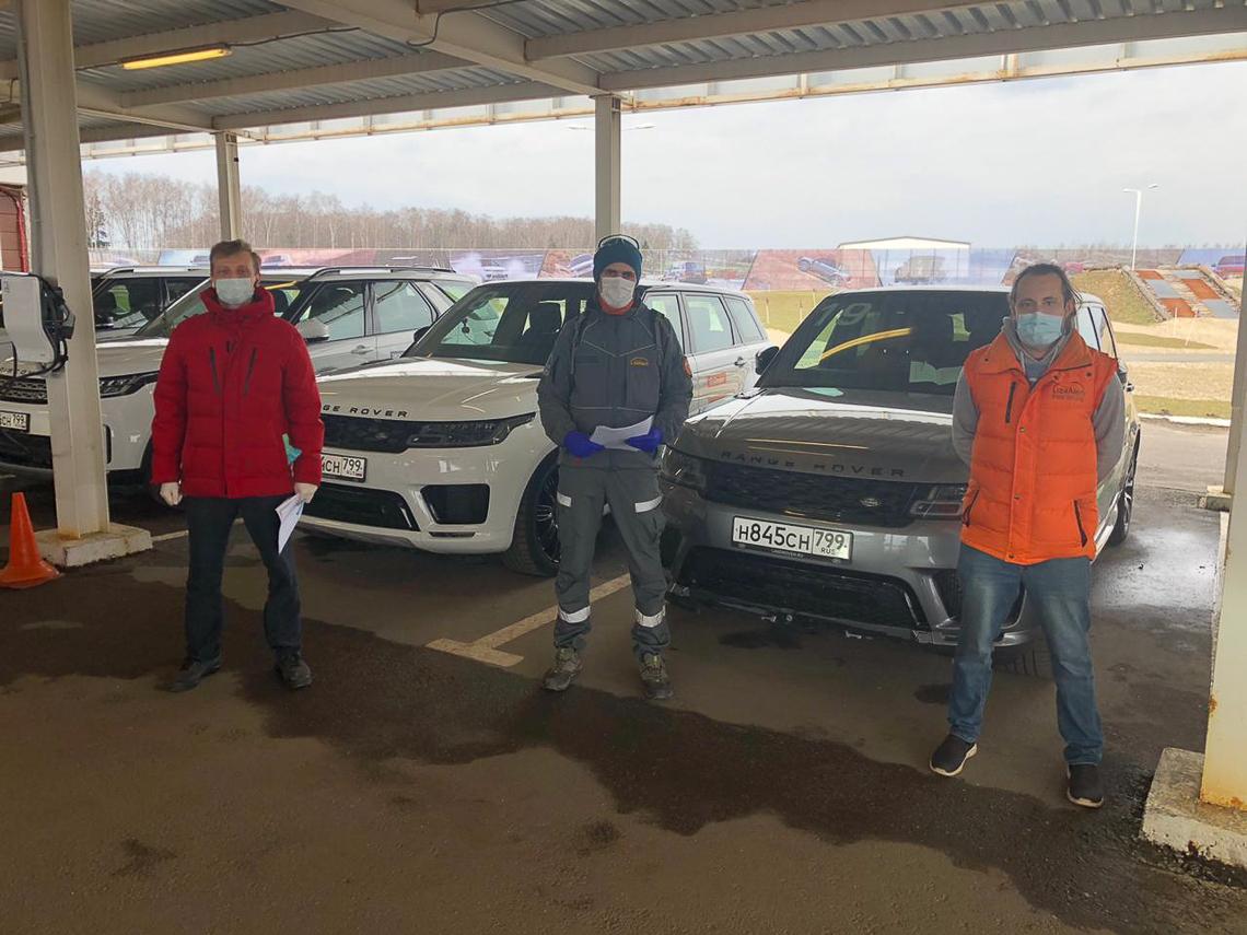 Jaguar và Land Rover góp sức chống dịch Virus Corona - 12