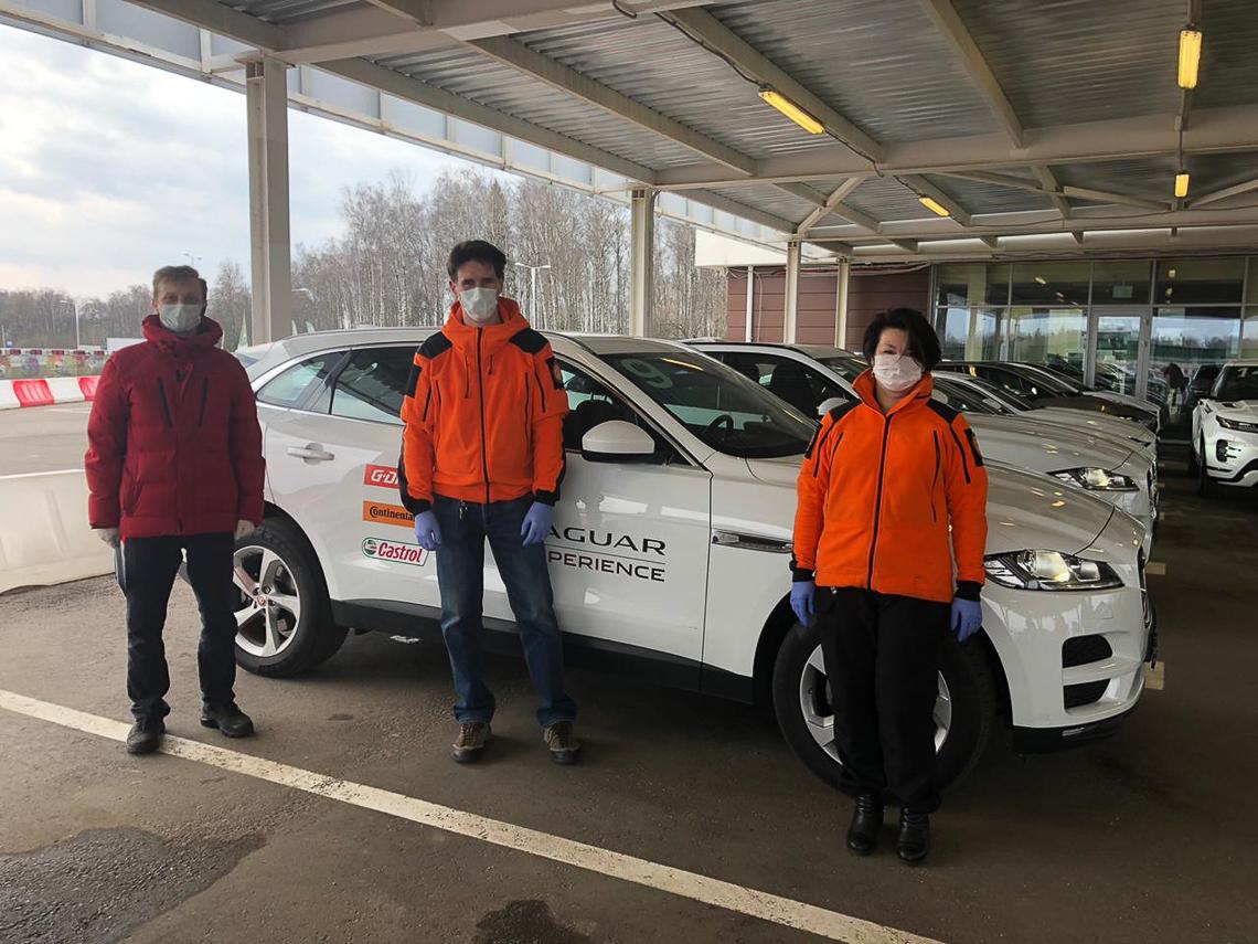 Jaguar và Land Rover góp sức chống dịch Virus Corona - 13