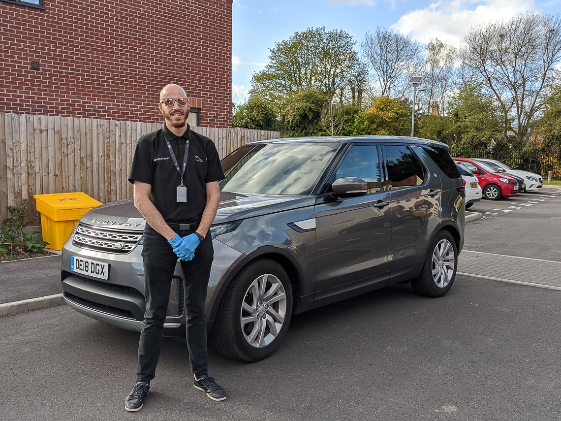 Jaguar và Land Rover góp sức chống dịch Virus Corona - 14