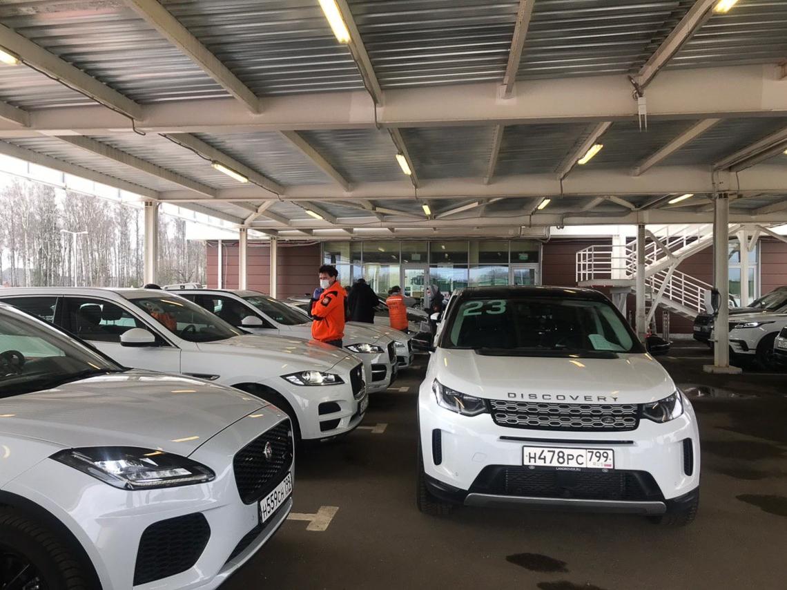 Jaguar và Land Rover góp sức chống dịch Virus Corona - 2