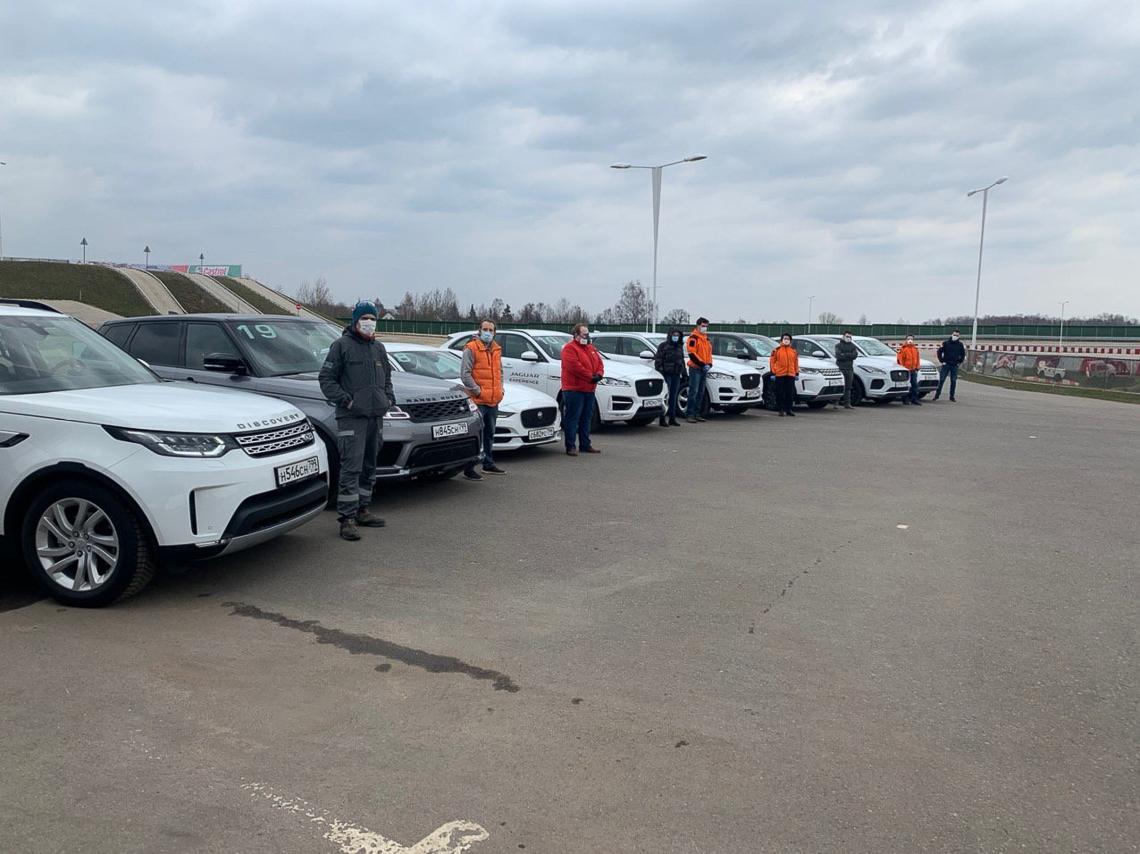 Jaguar và Land Rover góp sức chống dịch Virus Corona - 3