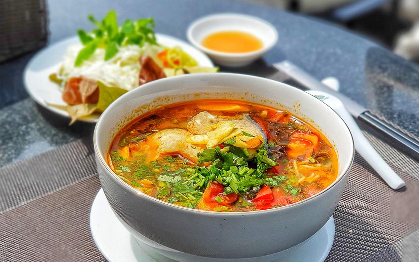 Saigontourist Group mở bán ẩm thực giao nhận phục vụ tận nơi - 1