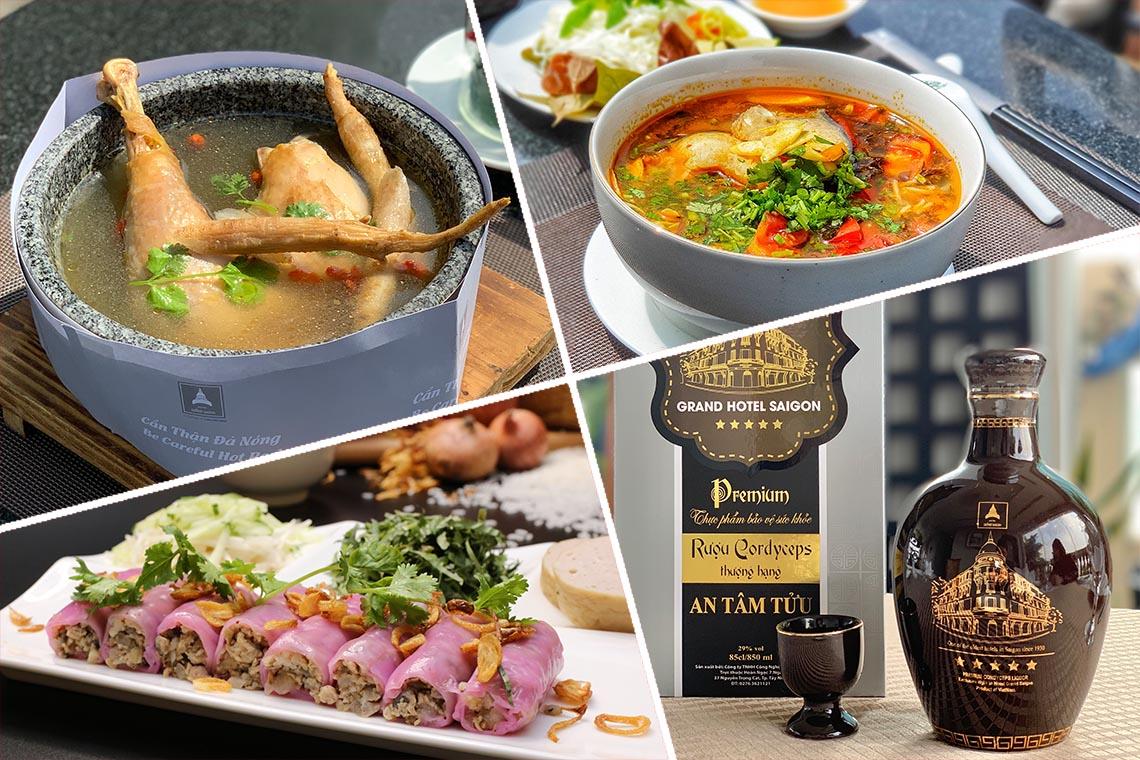 Saigontourist Group mở bán ẩm thực giao nhận phục vụ tận nơi - 20