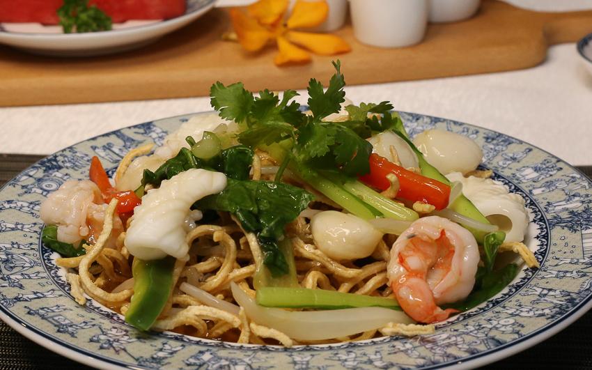 Saigontourist Group mở bán ẩm thực giao nhận phục vụ tận nơi - 7