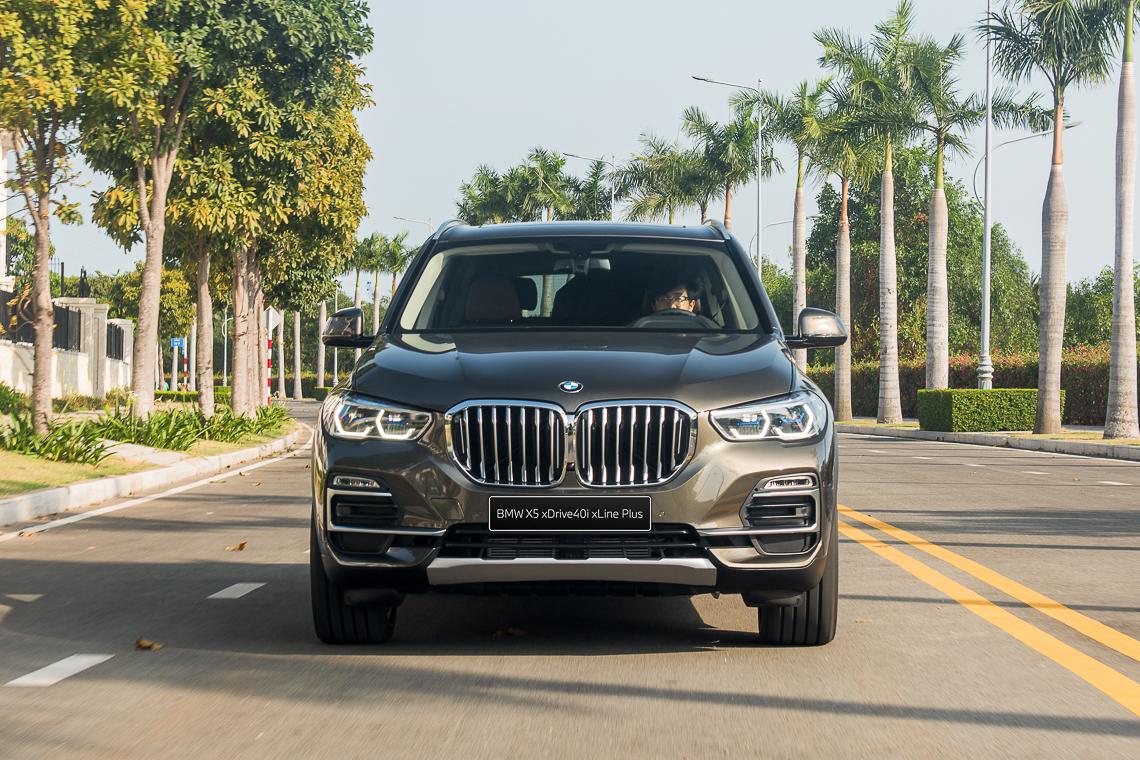 Chi tiết BMW X5 2020 nâng cấp vừa ra mắt, giá từ 4,119 tỷ đồng tại Việt Nam - 14