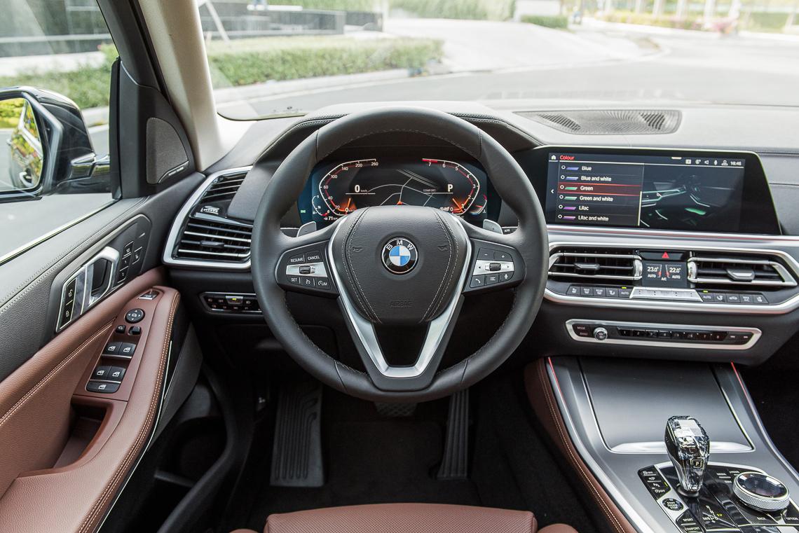 Chi tiết BMW X5 2020 nâng cấp vừa ra mắt, giá từ 4,119 tỷ đồng tại Việt Nam - 4