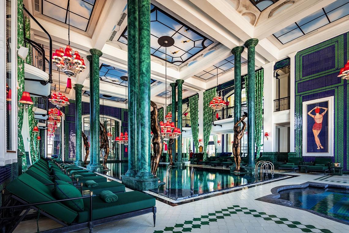 Hotel de la Coupole-MGallery vinh dự nhận giải thưởng AHEAD Asia 2020 - 21
