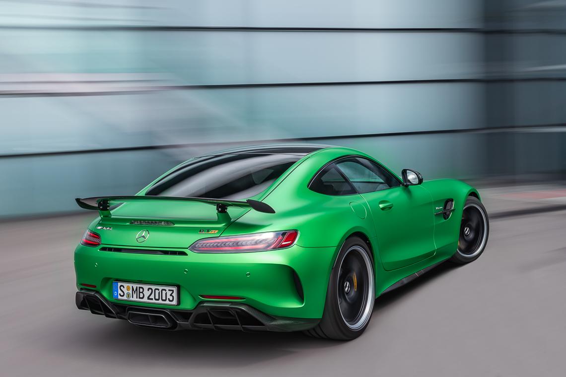Mercedes-AMG GT R: Hội tụ tinh hoa thể thao tốc độ - 2
