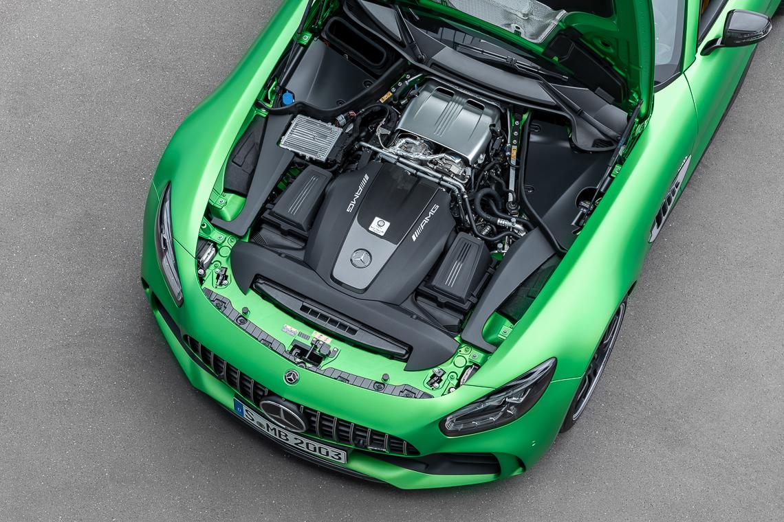 Mercedes-AMG GT R: Hội tụ tinh hoa thể thao tốc độ - 4