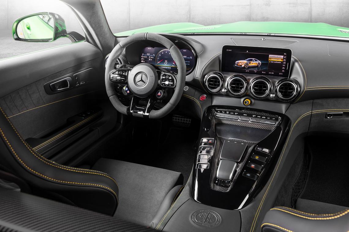 Mercedes-AMG GT R: Hội tụ tinh hoa thể thao tốc độ - 5