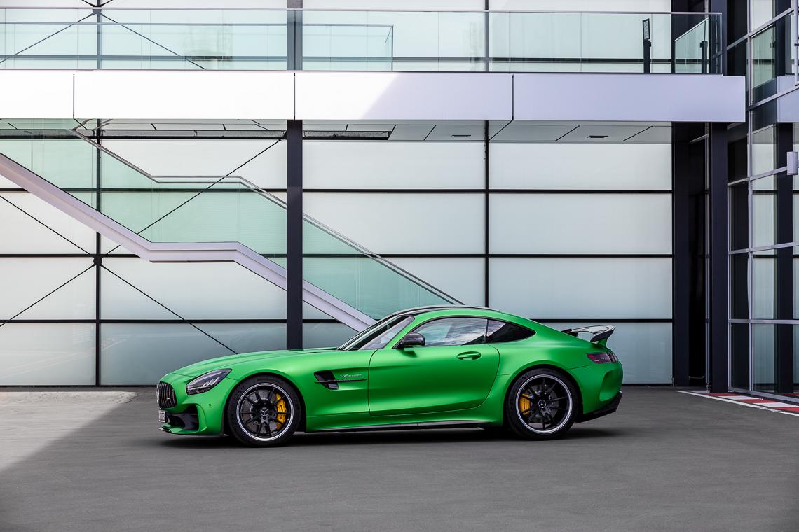 Mercedes-AMG GT R: Hội tụ tinh hoa thể thao tốc độ - 7