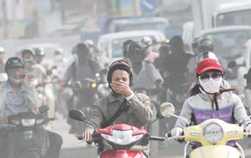 10 nguyên nhân gây ô nhiễm không khí -3