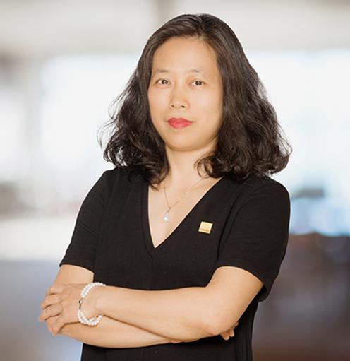 Bà Hoàng Diệu Trang, Quản lý Cấp cao, Dịch vụ Cho thuê Thương mại, Savills Hà Nội