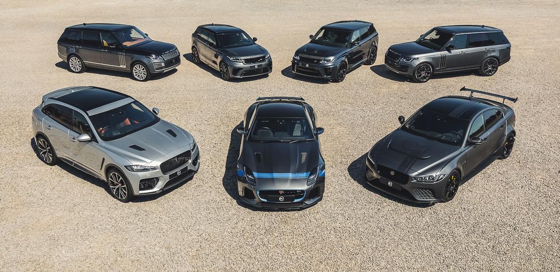 Jaguar Land Rover bán lẻ vượt mốc 9.500 mẫu xe phiên bản đặc biệt hiệu suất cao năm 2019/20 - 7