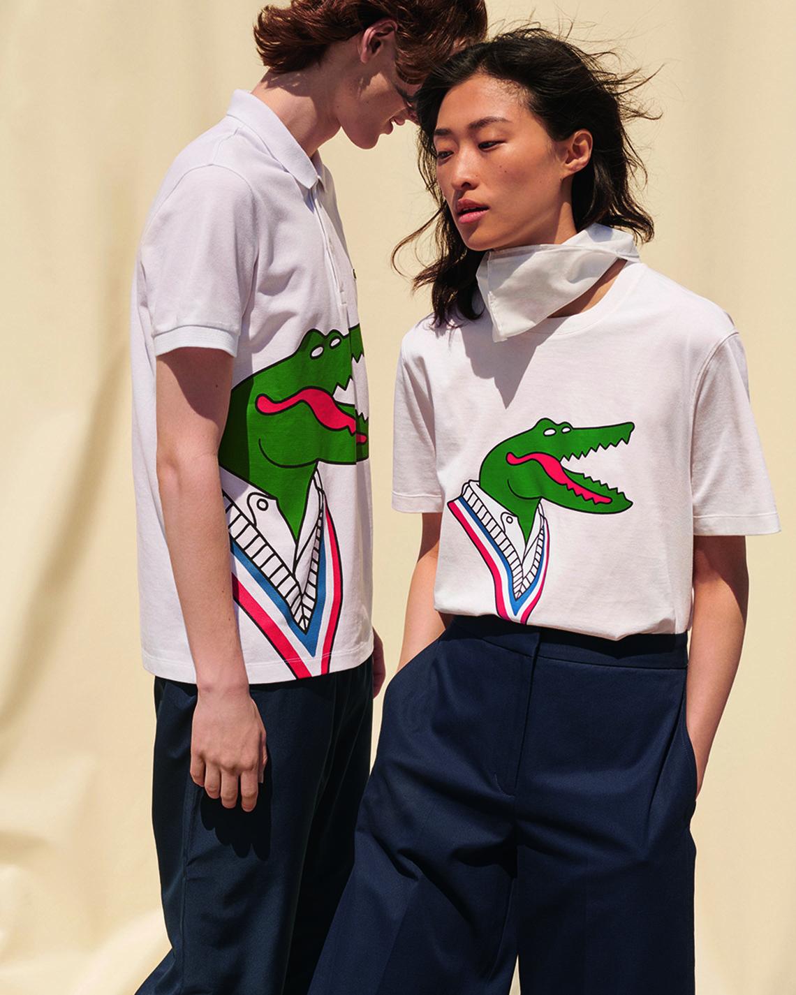 Lacoste Crocoseries – Khi Cá Sấu thay màu áo -2