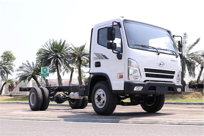 Hyundai Mighty EX8 GT chính thức ra mắt tại Việt Nam - 2