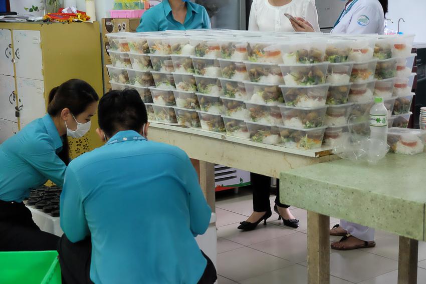 Park Hyatt Saigon tiếp sức đội ngũ y bác sĩ tại bệnh viện Nhiệt đới TP. Hồ Chí Minh - 5